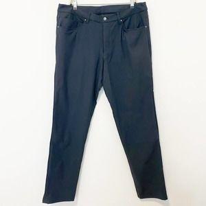NEW Lululemon Men's ABC Gray Pants Size 36